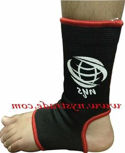 ANKLE SUPPORT ELASTIC BRACE PROVIDE FIRM SUPPORT FOR WEAK, S