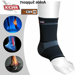 RDX Ankle Support Foot Brace Grip Protector Bandage Sport La