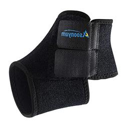 Ankle Support Brace Sleeve for Runing Soccer Basketball - Br