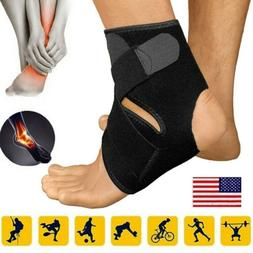 Ankle Support Protection Socks Brace Compression Foot Sleeve