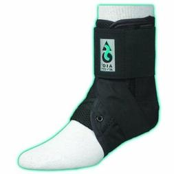 Med Spec ASO Ankle Stabilizer Orthosis EVO, Black, Small