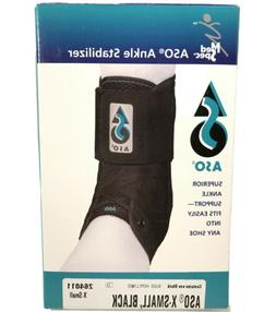 aso ankle stabilizer support brace lace up