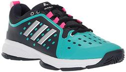 adidas Women's Barricade Classic Bounce Tennis Shoe, Legend
