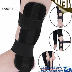 Breathable Foot Drop Orthosis Ankle Brace Support Protection