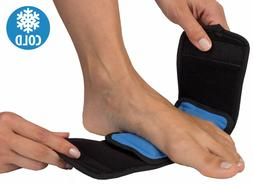 """NatraCure Cold Therapy Wrap  with 14"""" Strap - For Hand, Foot"""