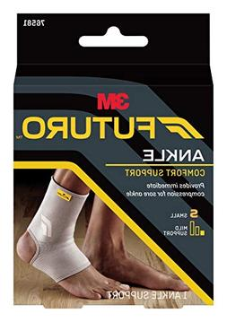 Futuro Comfort Lift Ankle Support, Mild Support, Small, Beig