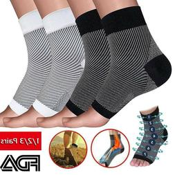 CFR Compression Socks 20-30mmHg Graduated Ankle Support Brac