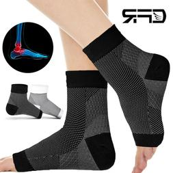 COOPER Ankle Socks Plantar Fasciitis Arch Compression Foot S