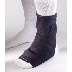 Corflex Cryotherm Ankle Ice Wrap & Ankle Heat Wrap-2 Gels