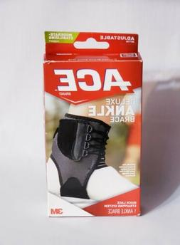 ACE Deluxe Ankle Brace Quick Lace Strapping System Moderate