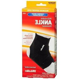 Mueller Adjustable Ankle Stabilizer, Black, One Size Left or