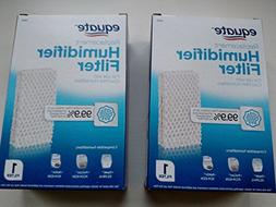 2-Pack Equate Replacement Humidifier Filter PCWF813 For Use