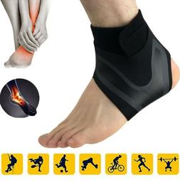 Fitness Ankle Brace Foot Sprain Support Bandage Achilles Str
