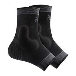 Foot Socks Ankle Brace Compression Support Sleeve Silicone G