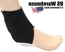 Sport Foot Support Adjustable Elastic Heat Dissipation Ankle