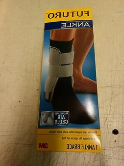 3M Futuro Adjustable Ankle Stirrup Brace Firm Support  # 484