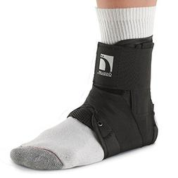 Gameday Figure Eight Strap Ankle Brace, BLACK, XL by Ossur B