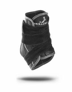 Mueller Hg80 Soft Ankle Brace with Straps Ankle Support Stab