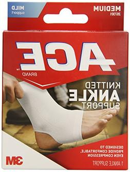 ACE Knitted Ankle Support 207301, M