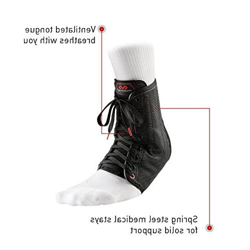 McDavid Classic Lightweight Laced Ankle Small Classic