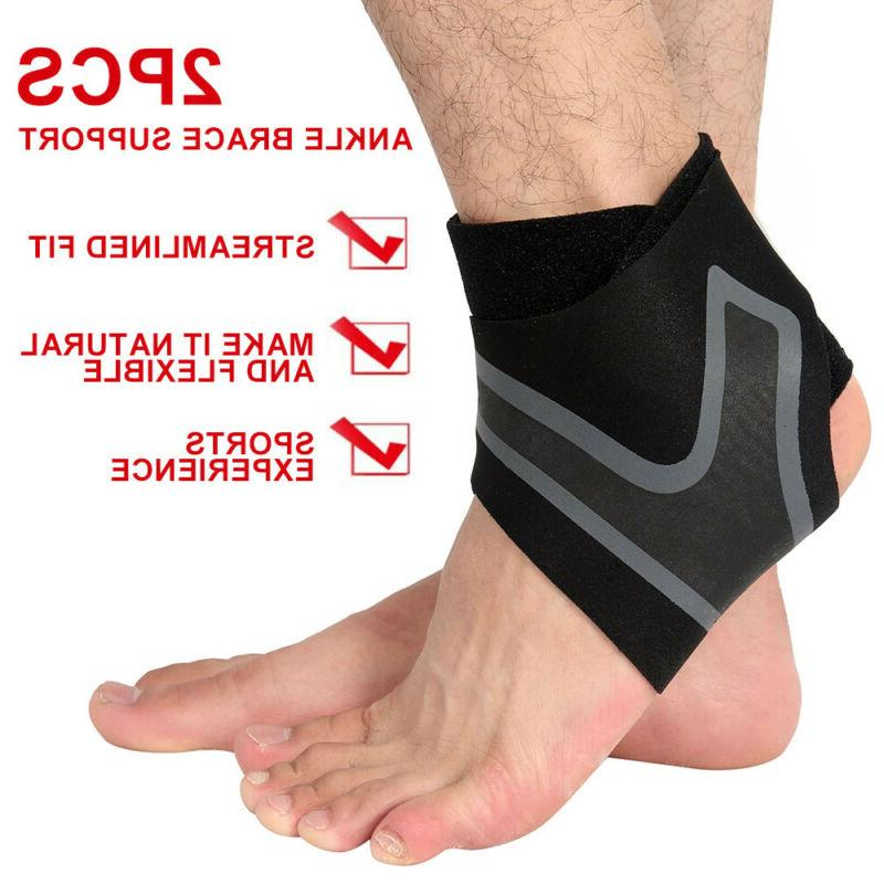 2XAnkle Brace Relief Foot