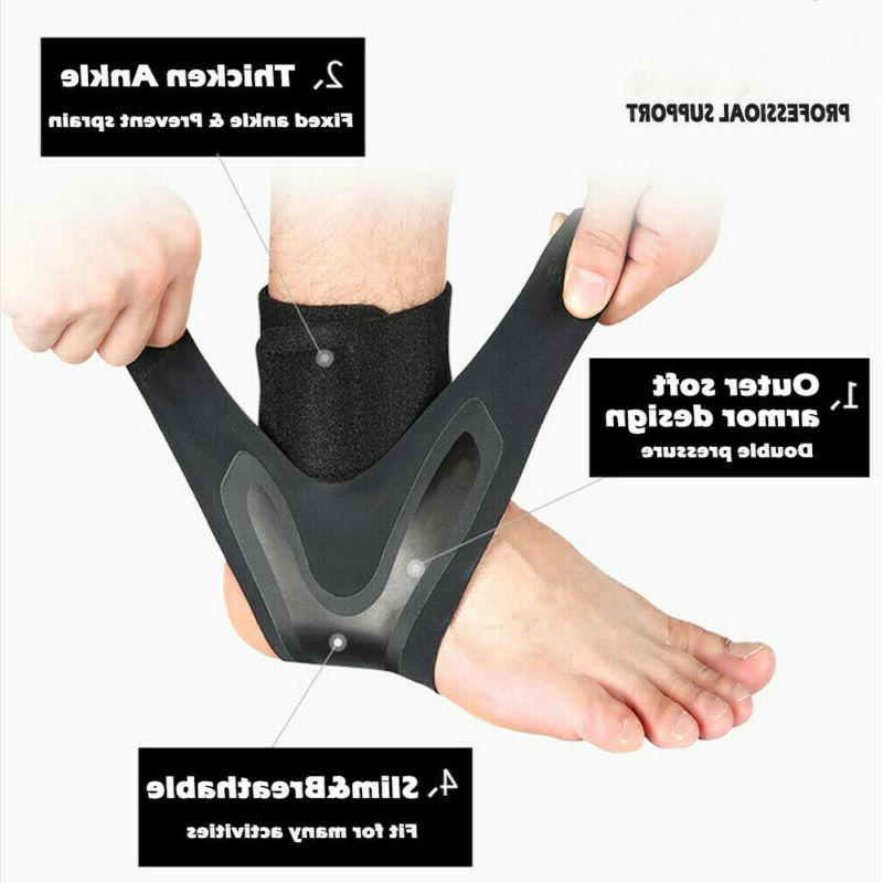 2XAnkle Sleeve Relief Foot