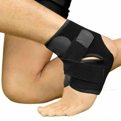 2 pcs sports pain relief compression ankle