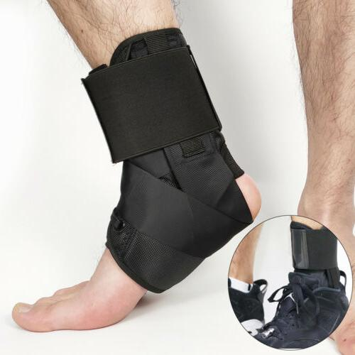 Ankle Fasciitis Lace Up Stabilizer