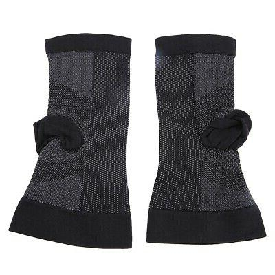 2 Compression Sleeve Plantar Pain Relief