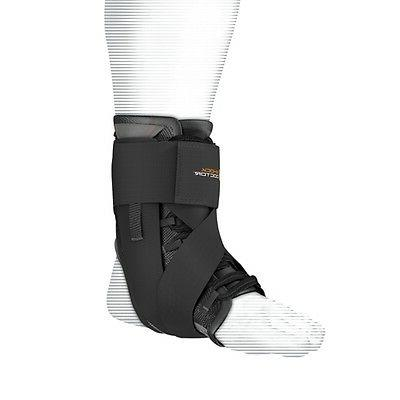 851 ultra laced ankle brace with strap
