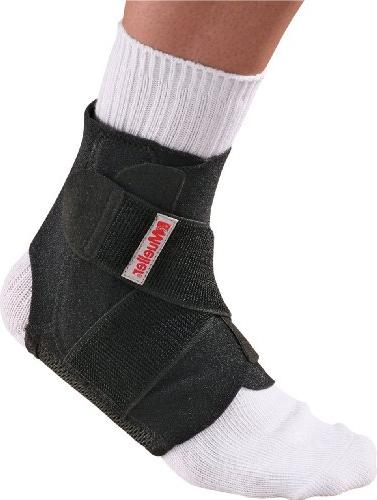 Mueller Adjustable Ankle Black,
