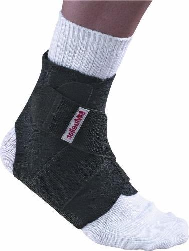 Mueller Adjustable Ankle Stabilizer, Black,