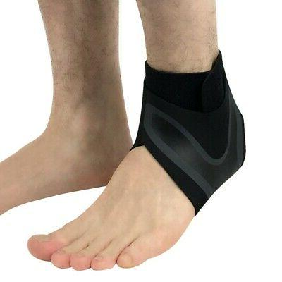 US Adjustable Ankle Support Brace Pain Wrap Guard