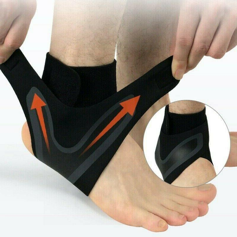 ADJUSTABLE ELASTIC Elastic Brace Guard Foot Support
