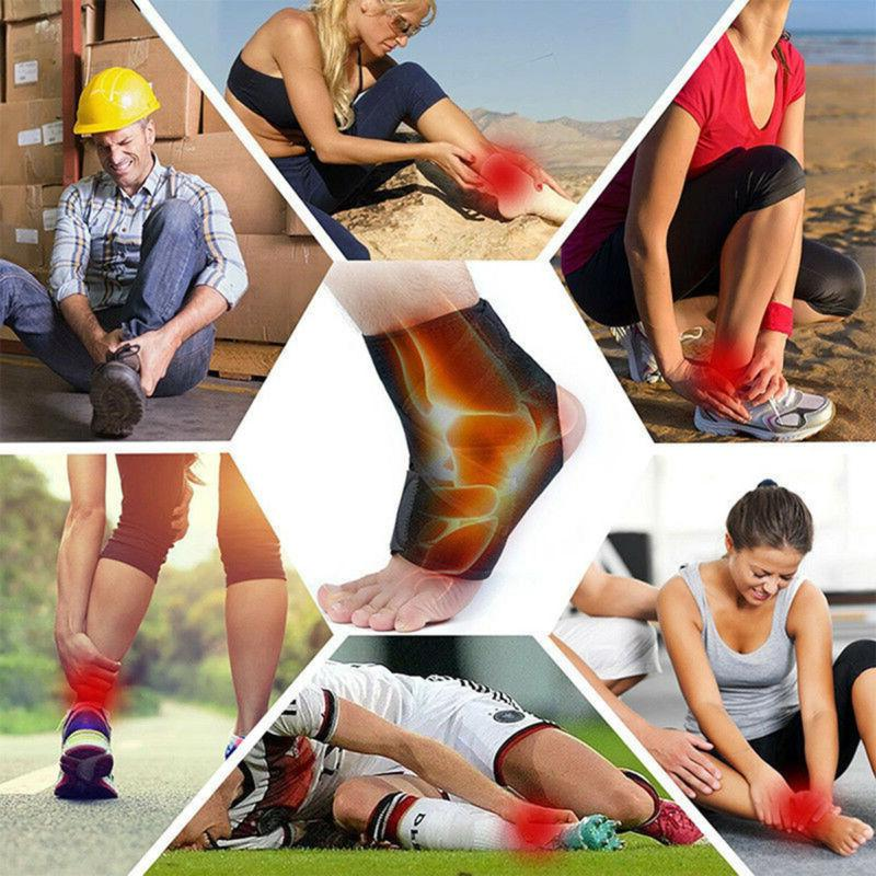 Adjustable Ankle Foot Wrap