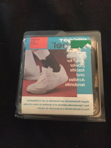 aircast 09al large airheel ankle support stablizer