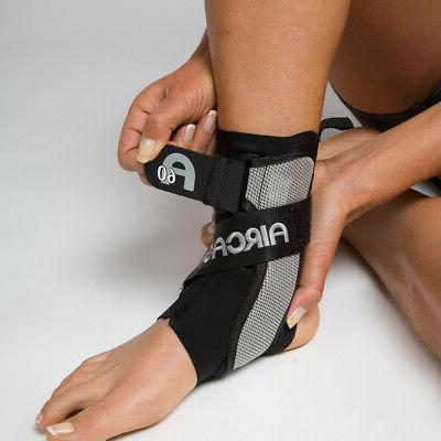 Aircast / Ankle - Left, Right Black - Sm, Med,
