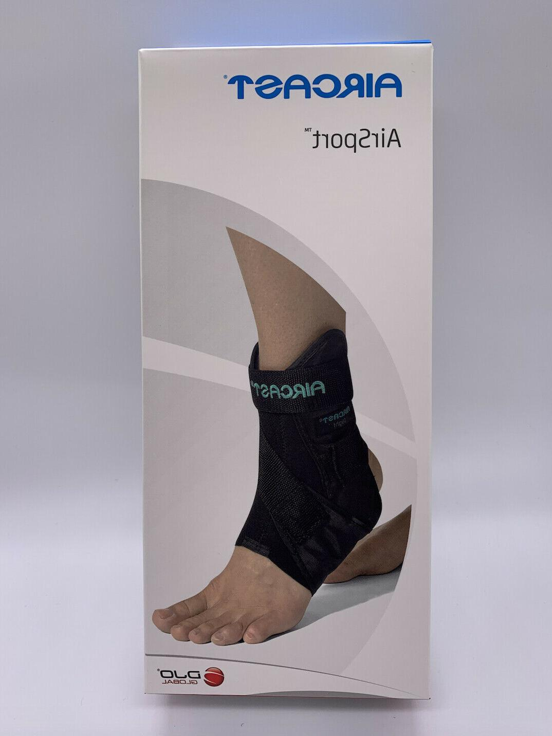 airsport ankle support brace s m l