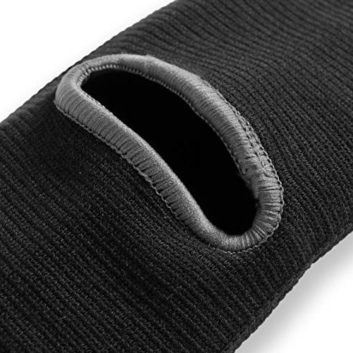 Neotech Care Sleeve Open Heel, Light, & Knitted Fabric - Compression - Women, Kids - or Black
