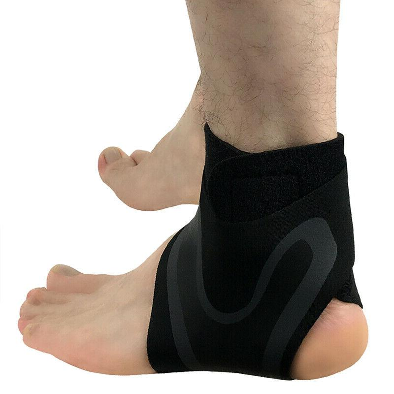 Ankle Achilles Tendon Support Arch Wrap Sleeves