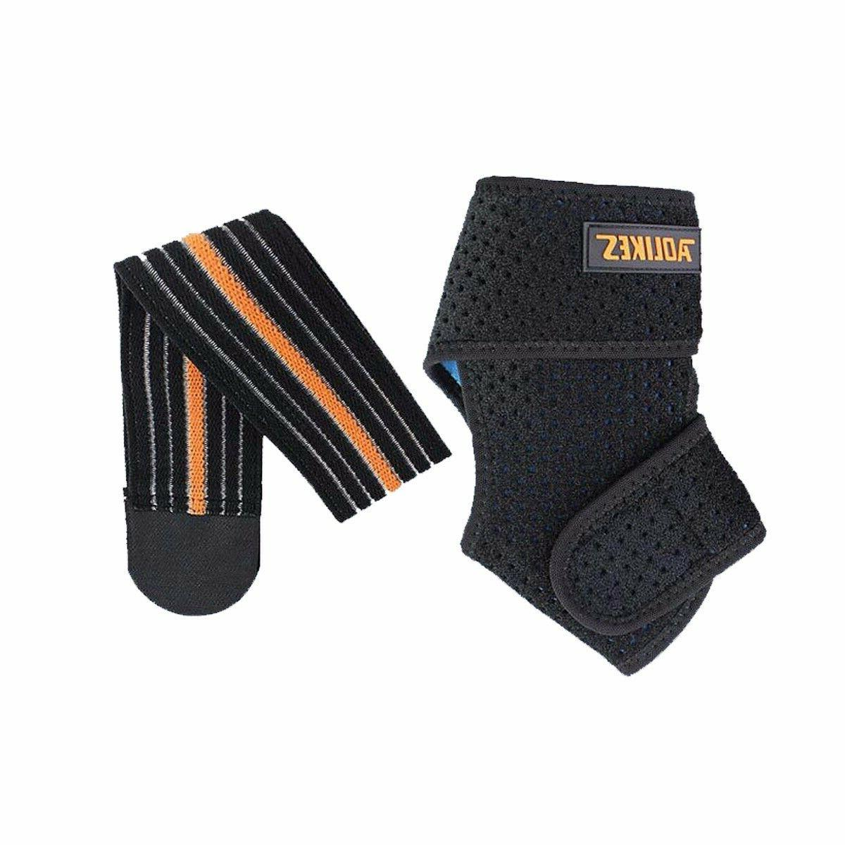 Ankle & Tendon Sleeve Adjustable Neoprene