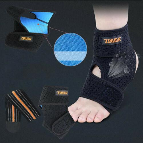 Ankle Brace Tendon Adjustable Neoprene Tendinitis