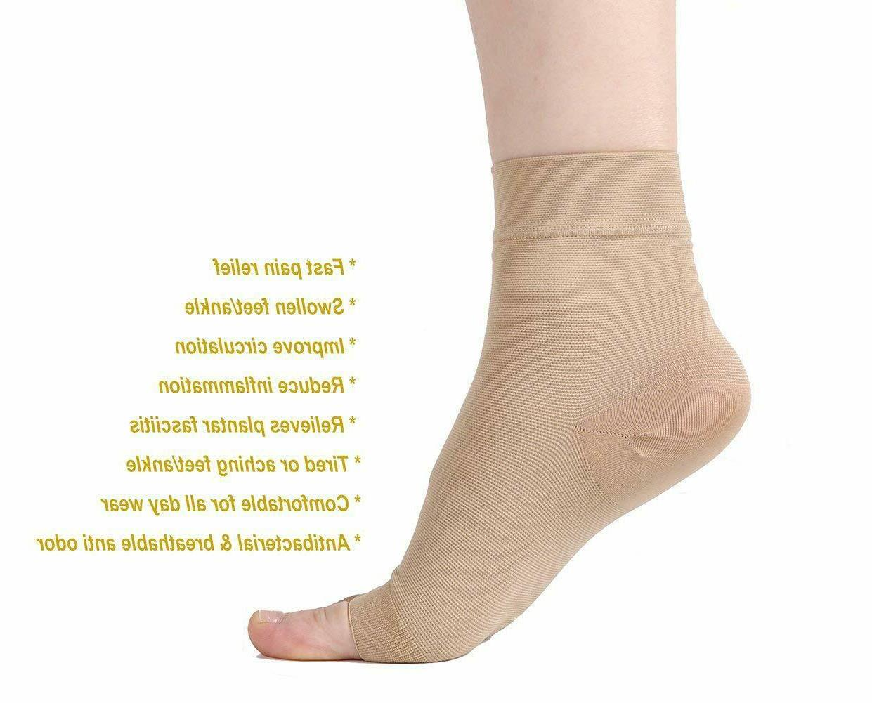 Ankle Support Sleeve Recovery, Joint