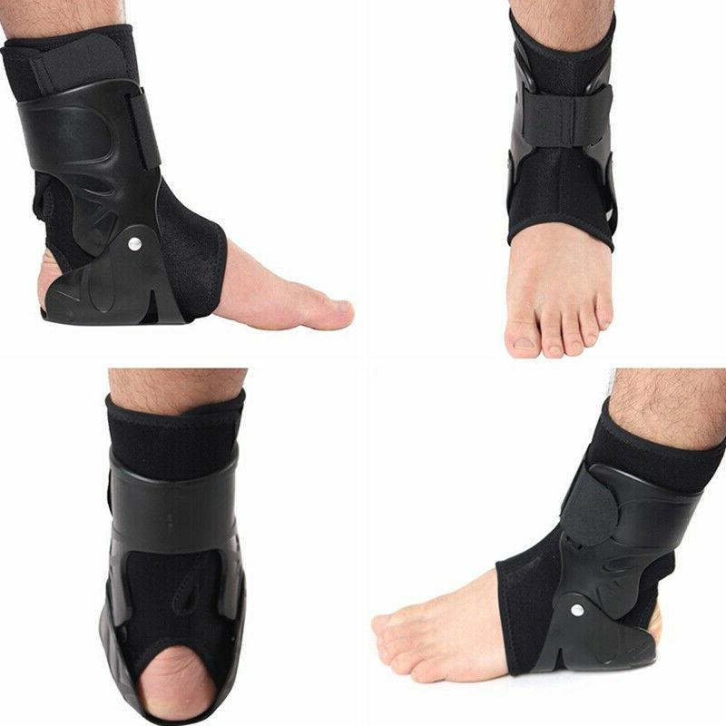 Ankle Brace Hinged Support Guard All Sports Protector
