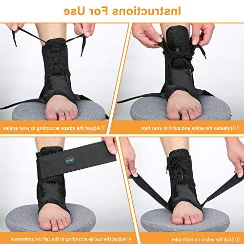 Ankle up Brace for Brace,Volleyball Ankle Braces,Ankle Basketball,Ankle Brace Brace Stabilizer for