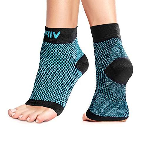 Fasciitis Compression Foot Sleeves for 1 Pair for Running, Arch Nurses, Maternity, Pregnancy More …