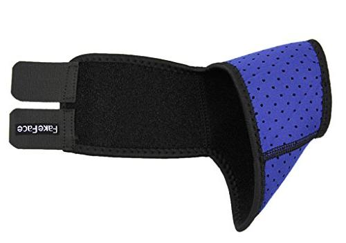 Ankle Support Kids, Breathable Adjustable Compression Ankle Support Sleeve Wraps for Running Sprain Pain