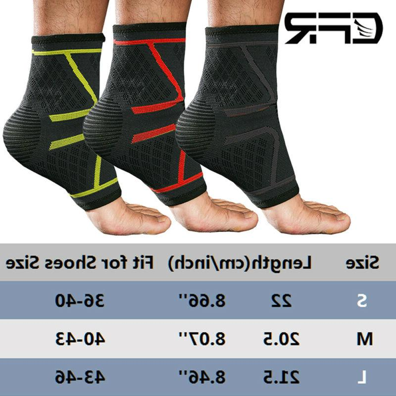 Ankle Tendon Wrap Adjustable Arch
