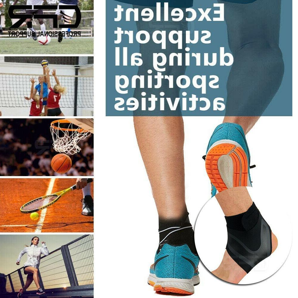 Ankle Brace Sleeve Relief Foot