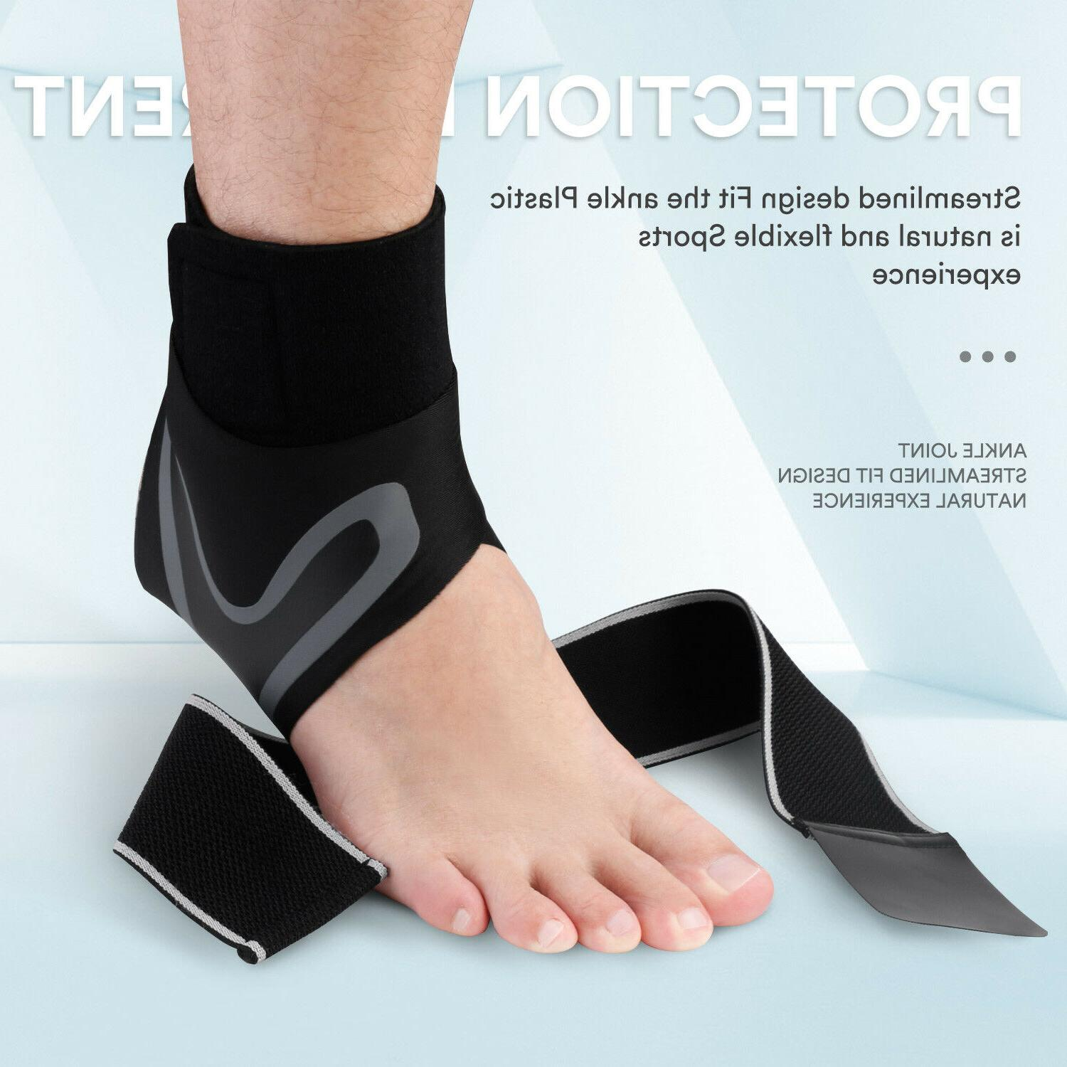 Ankle Support Plantar Fasciitis Foot Sleeve Wrap